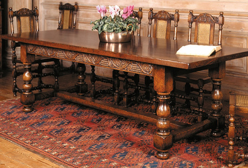 Titchmarsh & Goodwin, Refectory table