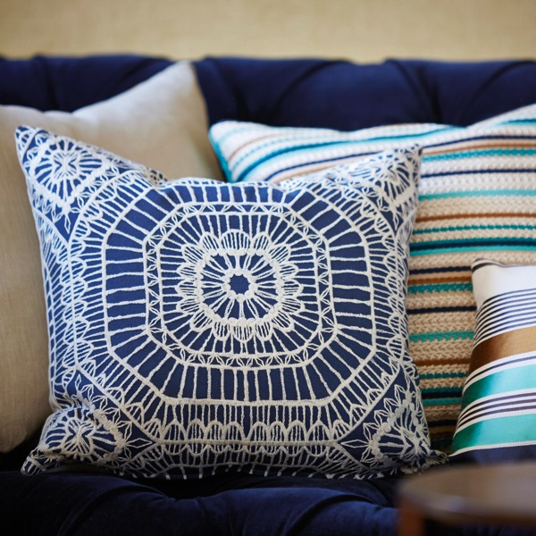 Harlequin Artisan embroideries